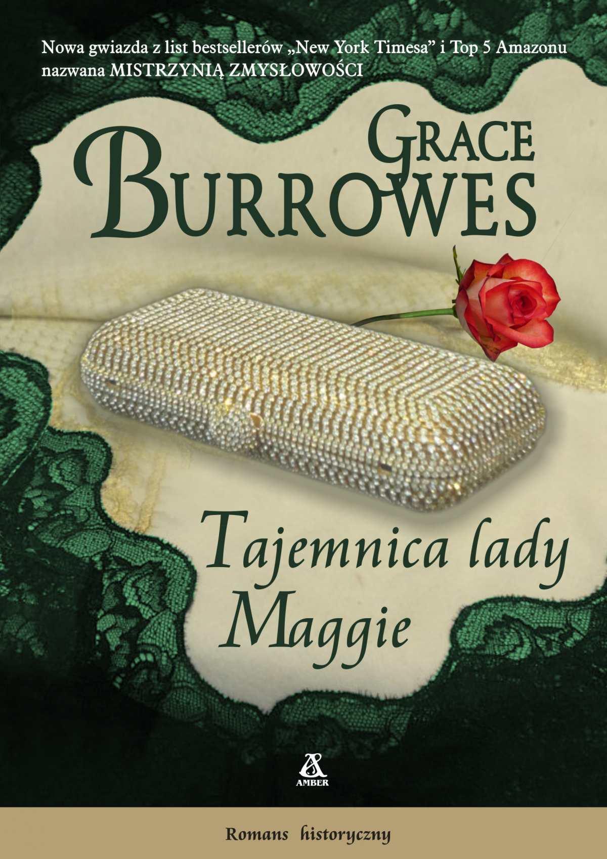 Tajemnica lady Maggie - Tylko w Legimi możesz przeczytać ten tytuł przez 7 dni za darmo. - Grace Burrowes