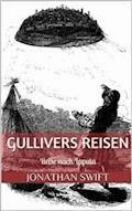 Gullivers Reisen. Dritter Band - Reise nach Laputa (Illustriert) - Jonathan Swift - E-Book
