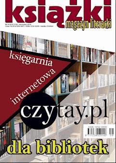 Magazyn Literacki KSIĄŻKI 9/2014 - Opracowanie zbiorowe - ebook