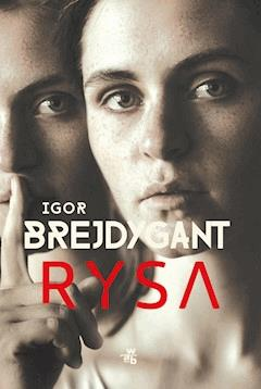 Rysa - Igor Brejdygant - ebook + audiobook