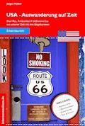 USA - Auswanderung auf Zeit - Jürgen Halder - E-Book