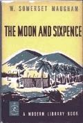 The Moon and Sixpence - W. Somerset Maugham - ebook