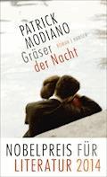 Gräser der Nacht - Patrick Modiano - E-Book
