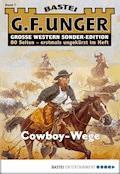 G. F. Unger Sonder-Edition 7 - Western - G. F. Unger - E-Book