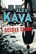 Ściśle tajne - Alex Kava - ebook