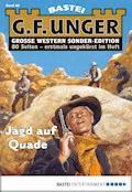 G. F. Unger Sonder-Edition 96 - Western - G. F. Unger - E-Book
