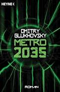 Metro 2035 - Dmitry Glukhovsky - E-Book