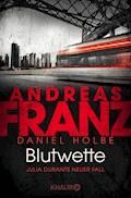 Blutwette - Andreas Franz - E-Book
