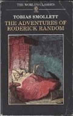 The Adventures of Roderick Random - Tobias Smollett - ebook