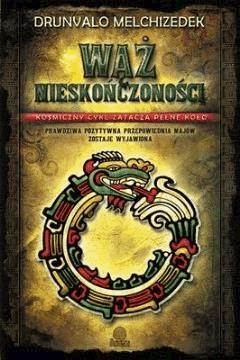 Wąż nieskończoności - Drunvalo Melchizedek - ebook