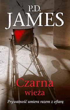 Czarna wieża - P.D. James - ebook