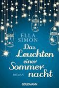 Das Leuchten einer Sommernacht - Ella Simon - E-Book