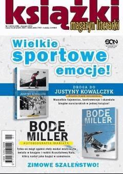 Magazyn Literacki KSIĄŻKI 1/2014 - Opracowanie zbiorowe - ebook