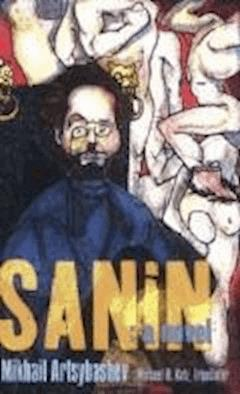 Sanin - Mikhail Petrovich Artsybashev - ebook