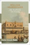 Der Kaufmann von Venedig - William Shakespeare - E-Book