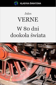 W 80 dni dookoła świata - Jules Verne - ebook