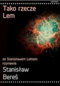 Tako rzecze Lem - Lem Stanisław, Bereś Stanisław - ebook