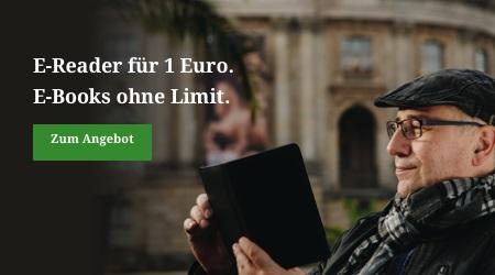 Neu! E-Reader für einen Euro!
