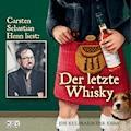 Der letzte Whisky - Carsten Sebastian Henn - Hörbüch