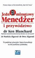 Jednominutowy menedżer i przywództwo - Ken Blanchard, Patricia Zigarmi, Drea Zigarmi - ebook
