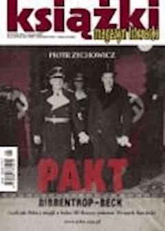 Magazyn Literacki KSIĄŻKI - nr 8/2012 (191) - Opracowanie zbiorowe - ebook