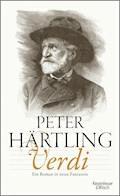 Verdi - Peter Härtling - E-Book + Hörbüch