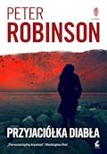 Przyjaciółka diabła - Peter Robinson - ebook