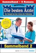 Die besten Ärzte 2 - Sammelband - Stefan Frank - E-Book