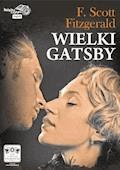 Wielki Gatsby - F. Scott Fitzgerald - audiobook