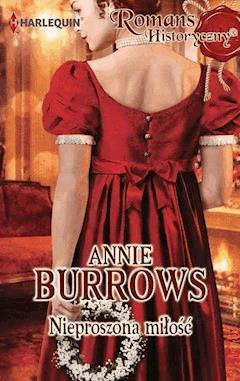 Nieproszona miłość - Annie Burrows - ebook