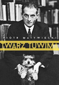 Twarz Tuwima - Piotr Matywiecki - ebook