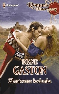 Zbuntowana kochanka - Diane Gaston - ebook