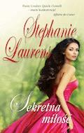 Sekretna miłość - Stephanie Laurens - ebook
