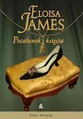 Pocałunek księcia - Eloisa James - ebook