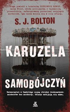 Karuzela samobójczyń - S J Bolton - ebook