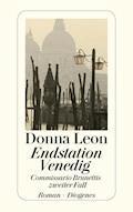 Endstation Venedig - Donna Leon - E-Book