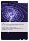 Die Schwarzschild-de Broglie Modifikation der speziellen Relativitätstheorie für massive Feldbosonen (SBM) - Siegfried Gantert - E-Book