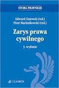 Zarys prawa cywilnego. Wydanie 3 - Edward Gniewek, Piotr Machnikowski - ebook