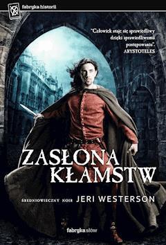 Zasłona kłamstw - Jeri Westerson - ebook