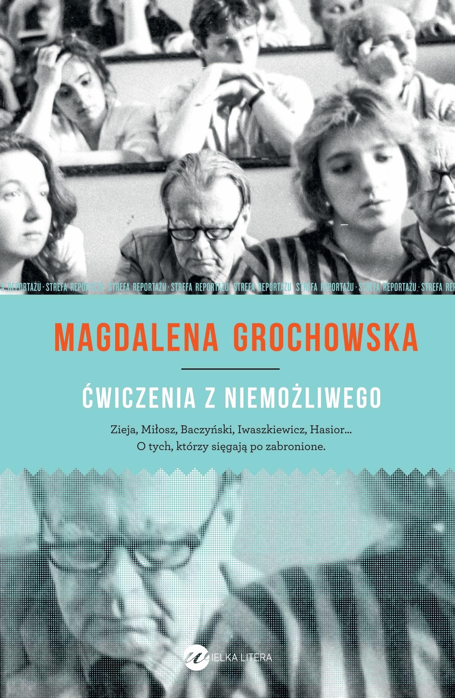 Ćwiczenia z niemożliwego - Tylko w Legimi możesz przeczytać ten tytuł przez 7 dni za darmo. - Magdalena Grochowska