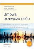 Umowa przewozu osób - Dorota Ambrożuk, Daniel Dąbrowski, Krzysztof Wesołowski - ebook