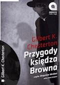 Przygody księdza Browna - Gilbert Keith Chesterton - audiobook