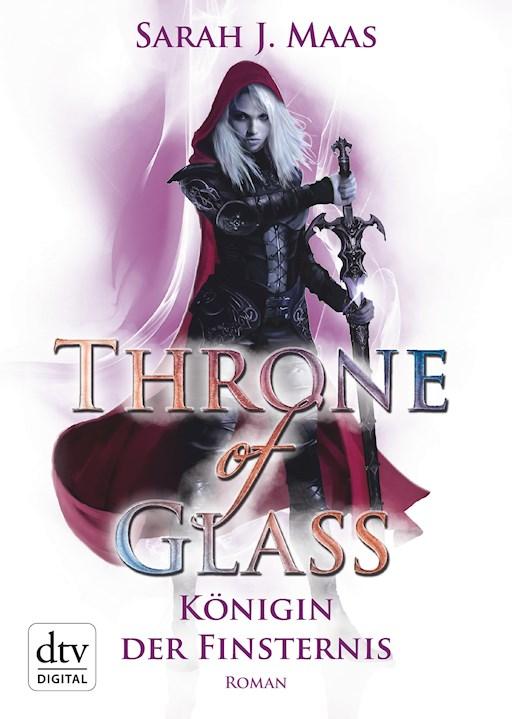 Konige Der Finsternis Karte.Throne Of Glass 4 Konigin Der Finsternis Sarah J Maas