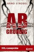 XXL-Leseprobe: Abgründig - Arno Strobel - E-Book