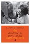 Afrykańska love story - Daphne Sheldrick - ebook