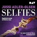 Selfies - Jussi Adler-Olsen - Hörbüch