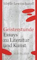 Geisterstunde - Sibylle Lewitscharoff - E-Book