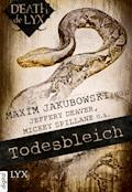 Death de LYX - Todesbleich - Jeffery Deaver - E-Book