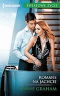 Romans na jachcie - Lynne Graham - ebook