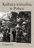 KULTURA WIZUALNA W POLSCE. TOM 1: FRAGMENTY - Iwona Kurz, Paulina Kwiatkowska, Magda Szcześniak, Łukasz Zaremba - ebook